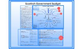 Scottish Government budget