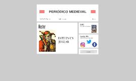 PERIODICO MEDIEVAL