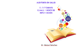 auditoria en salud expedientes