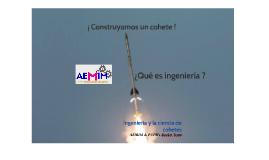 INGENIERIA Y LA CIENCIA DE COHETES (2)