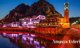 Amasya Evleri