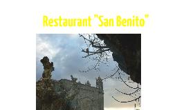 SCA Restaurant San Benito
