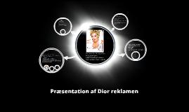 - Reklame fra Christian Dior