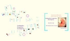 Copy of Copy of Cardiopatías Congénitas Acianógenas
