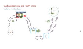 Actualización del PEDN 2021/ Enfoque multisecorial