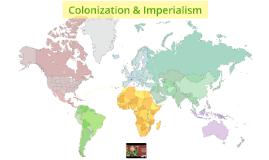 Colonization & Imperialism