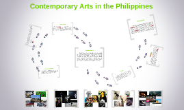 Copy of Contemporary Arts in the Philippines