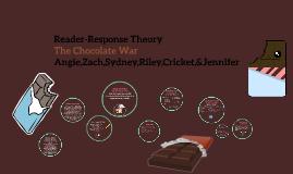 Reader-response Theory - The Chocolate War