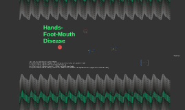 Hands-Foot-Mouth Disease