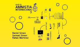 Amnistia Internacional - Niños Soldado