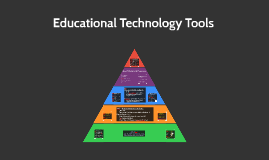 Educational Technology Tools