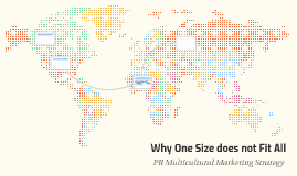 Why One Size does not Fit All