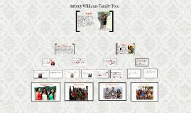 Aubrey Williams Family Tree