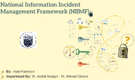 National Information Incident Management Framework