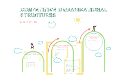 BUSS3 CH 18: COMPETITIVE ORGANISATIONAL STRUCTURES
