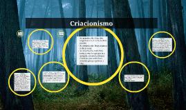Apresentação de Biologia - Teoria do Criacionismo