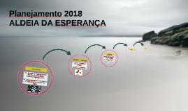 Planejamento 2018