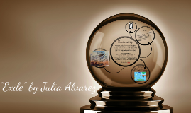 Exile by Julia Alvarez