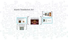 Islamic Tessellation Art