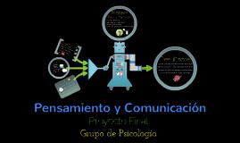 Pensamiento y Comunicación