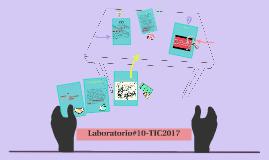 Laboratorio #10-TIC 2017
