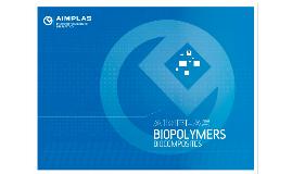 AIMPLAS BIOPOLYMERS