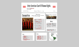 Inter-American Court Of Human Rights.