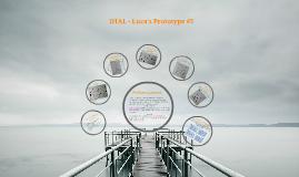 DTAL - Luca's Prototype #2