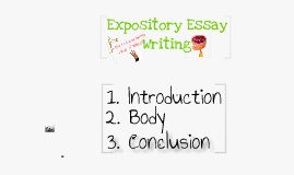 Creating an Expository Essay