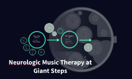 Neurologic Music Therapy at Giant Steps