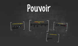 Pouvoirs/tensions 2018