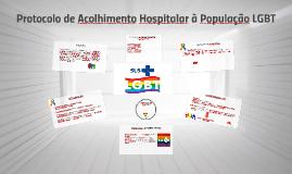 Institucionalizar aspectos importantes do acolhimento hospit