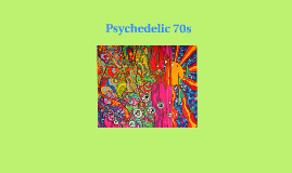 Psychedelic 70s