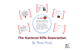 National Rifle Association Take 2
