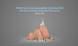POWER Zone SAC & ZIA Meeting Aug 2014