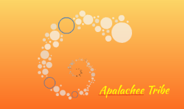 Apalachee Tribe