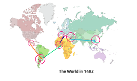 Copy of The World in 1492
