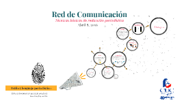 Copy of Red de Comunicación