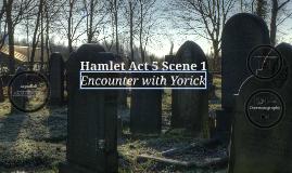 Hamlet: Act 5 Scene 1