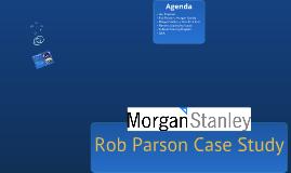 Rob Parson