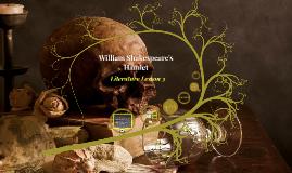 Literature lesson 3: Hamlet