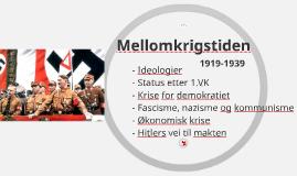 Mellomkrigstiden