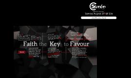 Faith & Favor - 5twelve'18