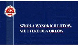2017 SZKOŁA WYSOKICH LOTÓW,