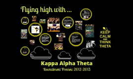 Copy of Kappa Alpha Theta Recruitment Preview