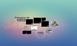 Principios de video