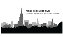 Make it in Brooklyn 06.25.2015