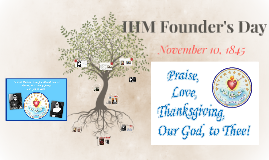 IHM Founder's Day
