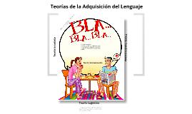 Copy of Teorias de Adquisición del Lenguaje