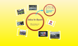 jobs in sport